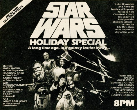 Bill-Star Wars Holiday Special